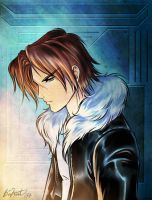 Squall by Saehral