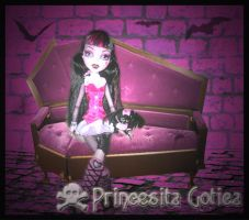 Draculaura by princesitagotica