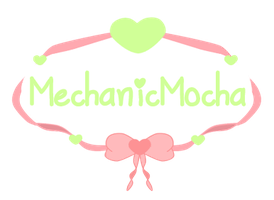 MechanicMocha Logo by SakuraMelodii