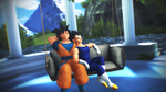 MMD - A pause in duet. (yaoi) by CogetaCats