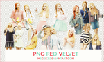 + PACK PNG RED VELVET #1 by msg2k3