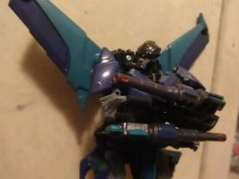 Slipstream is not amused by lovefistfury