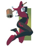 Harley Quinn 2013Re by paco850