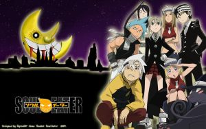 Soul Eater wallpaper by syren007