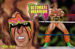 The Ultimate Warrior by TheFireAngel
