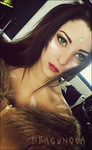 Nidalee (makeup) from League of Legends by Dragunova-Cosplay