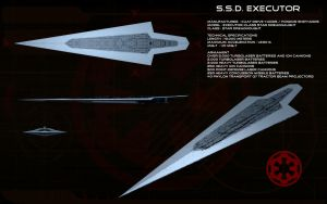 Super Star Destroyer ortho - Executor by unusualsuspex