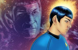 Spock: Past and Present by MatthewWarlick
