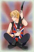 Punk Britain {Thanks for 8,000 Page Views} by Talawolf2014