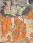 Its the Great Pumpkin Holo by kingofthedededes73