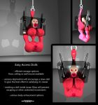 Easy Access Doll by netishist
