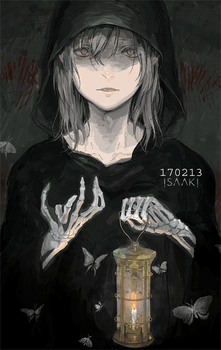 Suicidal Ideation by isaaki
