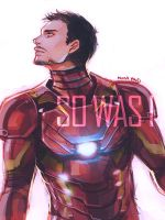 Tony : So Was I by Ecthelian