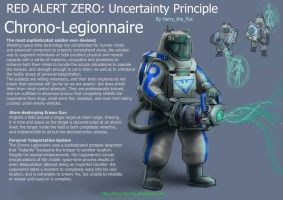 RA-Z, Chrono Legionnaire by Harry-the-Fox