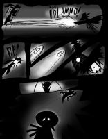 PCS 15: The fight at floor 13 by surrealdeamer