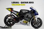 Welcome back Rossi by SAMUXX