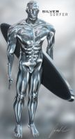 Silver Surfer by 00chaos8