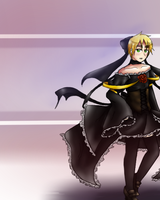 APH x Vocaloid: Imitation Black by Shewen