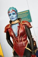 Mass Effect - Samara (WonderCon 2012) by BrianFloresPhoto