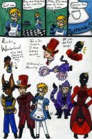 Richie In Wonderland by sanely-insane