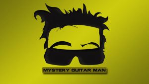 Mystery.Guitar.Man by BrotherPrime
