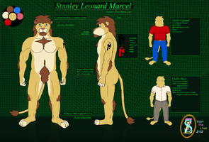Stanley Marcel by StantheLion
