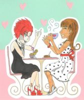 Coffee time by Minorea