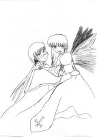 fly with me-abelXsuigintou by retARTed