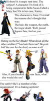 Xion is not Xarmy by SpryteMage