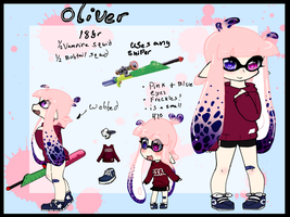 Oliver reference by ThaMutt