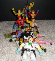 Bionic Six by 80sUnleashed