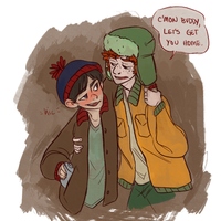 SP - party hard by Kayotics