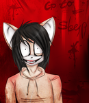 Jeff The Killer by The-Shattered-One