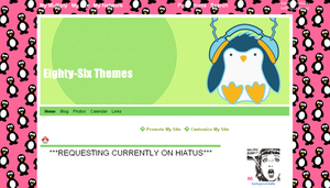 Multiply -Cute Penguin Theme by chantal86