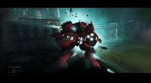 Cliffjumper by wtrn