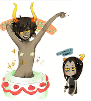 Happy birthday cake by Costly
