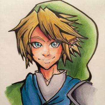 Link by otaku-starlightlives