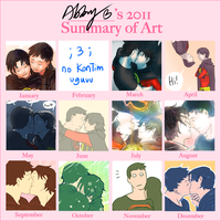 2011 KonTim Summary by Colours07