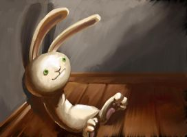 Ben and the Dead Rabbit Cover by Garrenh