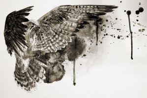 Lanner Ink by Dygee