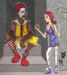 Ronald and Wendy by pottergush