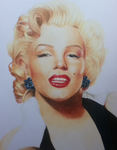 Marilyn Monroe by PortraitKate