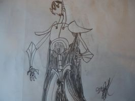 General Grievous drawing... by BioStratos