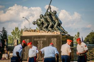 at the memorial 44 by faily-o-mcfailson