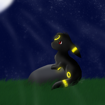 .:Umbreon:. by valgal3000