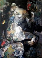 Barely Resolved Inoffensive Nude by tombennett