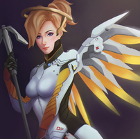 -MERCY- by rei-kaa