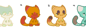 Cat Adopts 3 .:CLOSED:. by CocoaAdopts