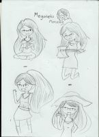 Megane Marceline Adventure time.Coz Glasses R CooL by netnavi20x5