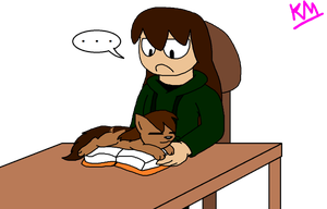 I was reading that...[RQ] by KittyMelodies